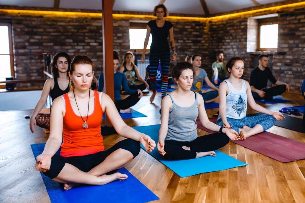 Cтудия йоги и йогатерапии «Йогадвор» в Краснодаре
