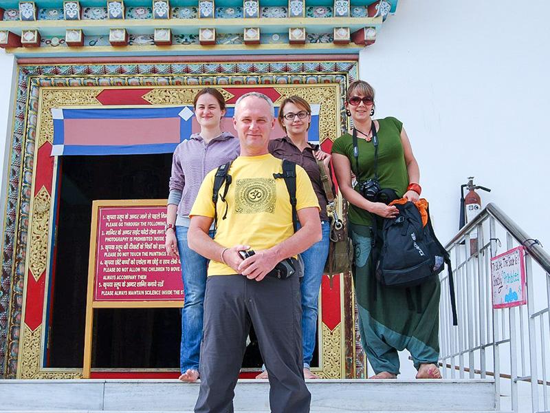 Семинар в Индии. Ришикеш. 2013